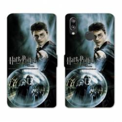 RV Housse cuir portefeuille Huawei P30 LITE WB License harry potter C