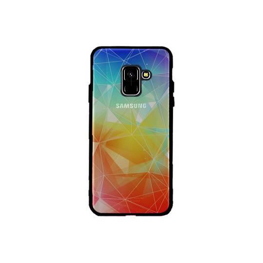 Coque transparente magnetique Samsung Galaxy J6 (2018) - J600 Origami
