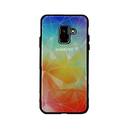Coque transparente magnetique Samsung Galaxy J6 (2018) - J600 Origami