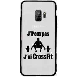 Coque transparente magnetique Samsung Galaxy J6 (2018) - J600 jpeux pas jai crossfit