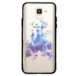 Coque transparente magnetique Samsung Galaxy J6 (2018) - J600 Chateau