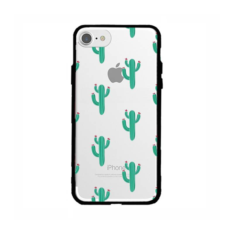 Coque transparente magnetique Iphone 6 / 6s Cactus