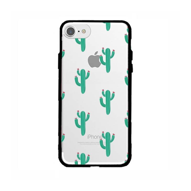 Coque transparente magnetique Apple Iphone 6 / 6s Cactus