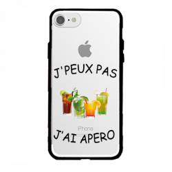 Coque transparente magnetique Apple Iphone 6 / 6s jpeux pas jai apero