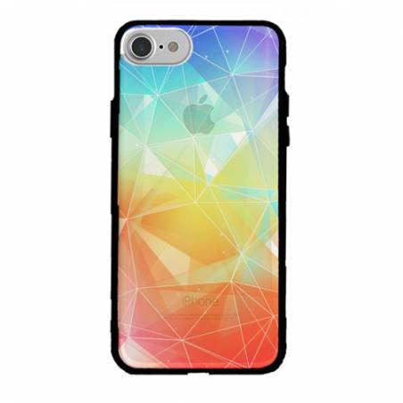 Coque transparente magnetique Apple Iphone 6 / 6s Origami