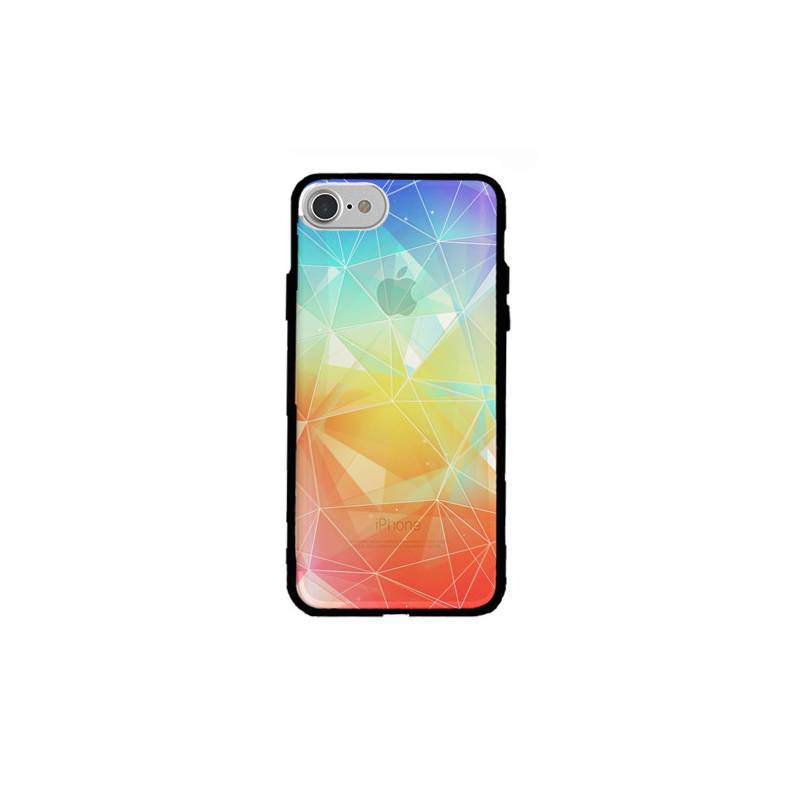 Coque transparente magnetique Iphone 6 / 6s Origami