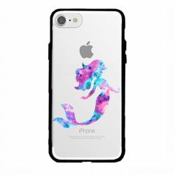Coque transparente magnetique Apple Iphone 6 / 6s Sirene