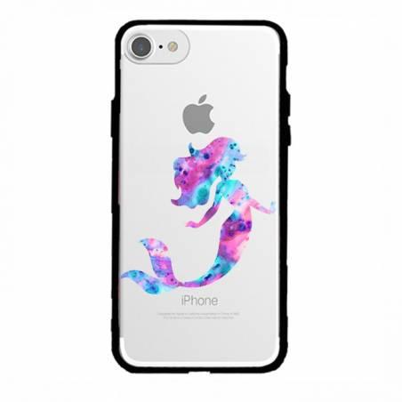 Coque transparente magnetique Apple Iphone 6 / 6s Sirene