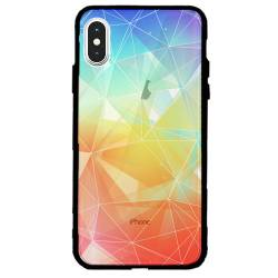 Coque transparente magnetique Apple Iphone XS Max Origami