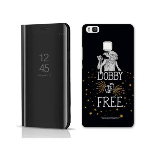 Housse miroir Huawei Y6 (2018) / Honor 7A WB License harry potter dobby