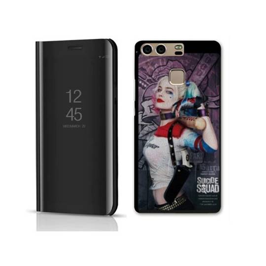 Housse miroir Huawei Y6 (2018) / Honor 7A Harley Quinn