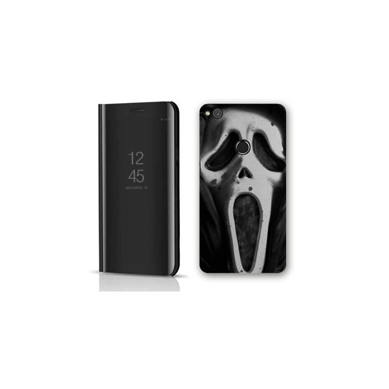 Housse miroir Huawei Y6 (2018) / Honor 7A Horreur