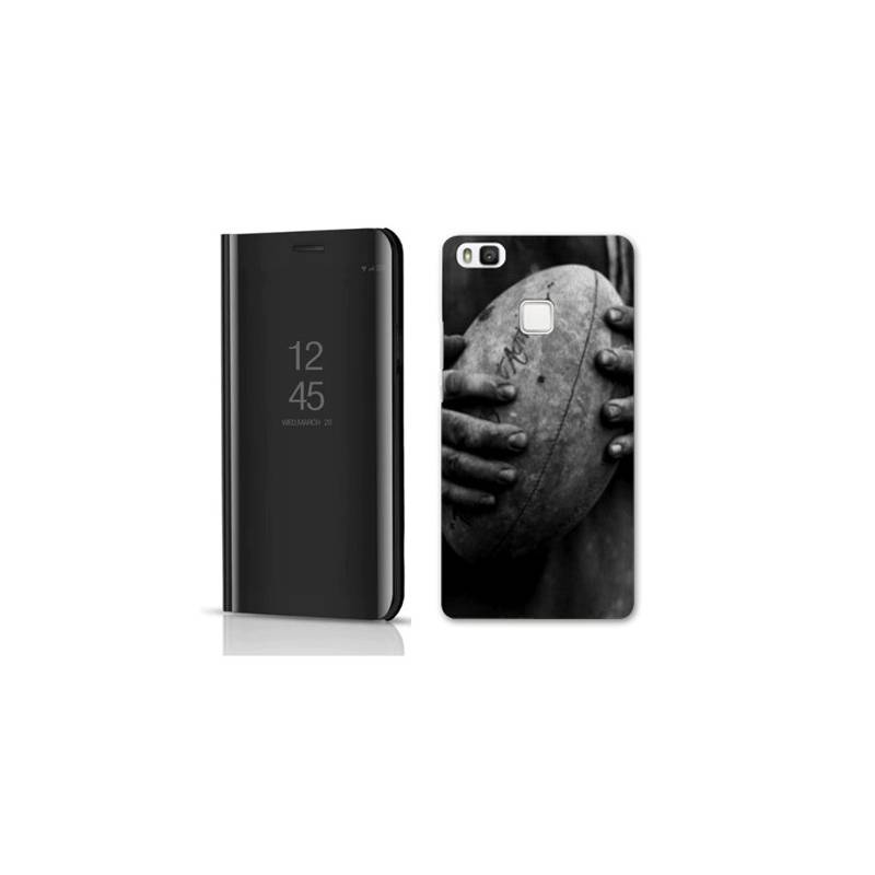 Housse miroir Huawei Y6 (2018) / Honor 7A Rugby