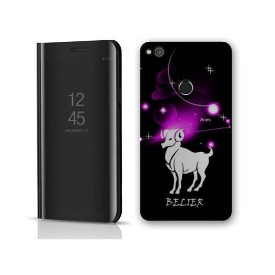 Housse miroir Huawei Y6 (2018) / Honor 7A signe zodiaque