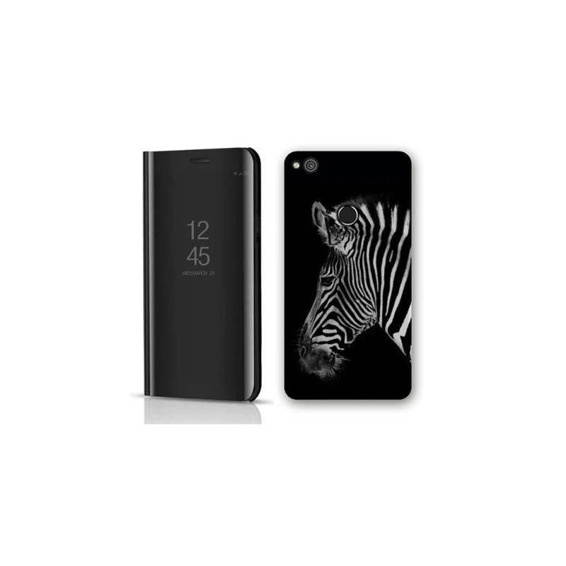 Housse miroir Huawei Y6 (2018) / Honor 7A savane