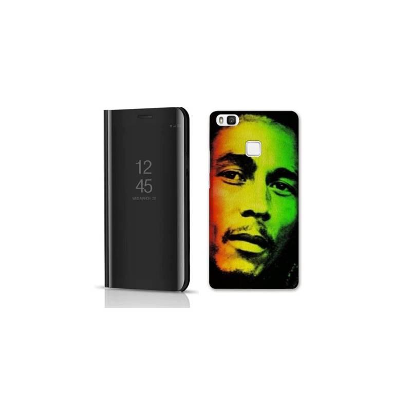 Housse miroir Huawei Y6 (2018) / Honor 7A Bob Marley
