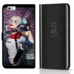 Housse miroir Huawei Y5 (2018) Harley Quinn