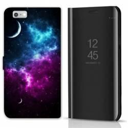 Housse miroir Huawei Y5 (2018) Espace Univers Galaxie