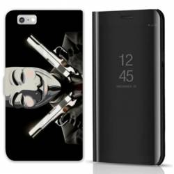 Housse miroir Huawei Y5 (2018) Anonymous