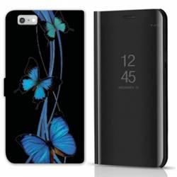 Housse miroir Huawei Y5 (2018) papillons