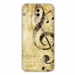 Coque Huawei Mate 20 Lite Musique