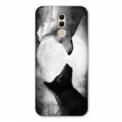 Coque Huawei Mate 20 Lite animaux 2