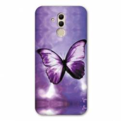 Coque Huawei Mate 20 Lite papillons