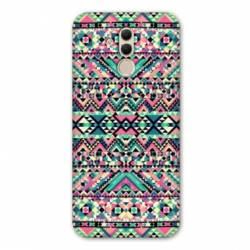 Coque Huawei Mate 20 Lite motifs Aztec azteque