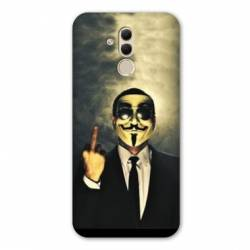 Coque Huawei Mate 20 Lite Anonymous
