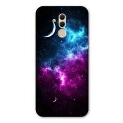 Coque Huawei Mate 20 Lite Espace Univers Galaxie