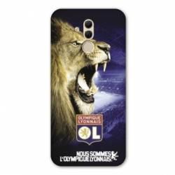 Coque Huawei Mate 20 Lite Licence Olympique Lyonnais - Rage de vaincre