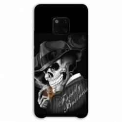 Coque Huawei Mate 20 Pro tete de mort
