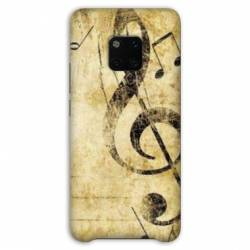 Coque Huawei Mate 20 Pro Musique
