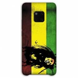 Coque Huawei Mate 20 Pro Bob Marley