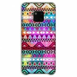 Coque Huawei Mate 20 Pro motifs Aztec azteque