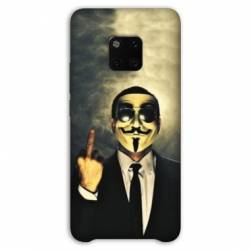 Coque Huawei Mate 20 Pro Anonymous