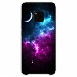 Coque Huawei Mate 20 Pro Espace Univers Galaxie