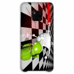 Coque Huawei Mate 20 Pro apple vs android