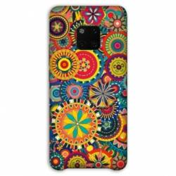 Coque Huawei Mate 20 Pro Psychedelic