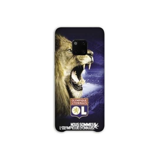 Coque Huawei Mate 20 Pro Licence Olympique Lyonnais - Rage de vaincre