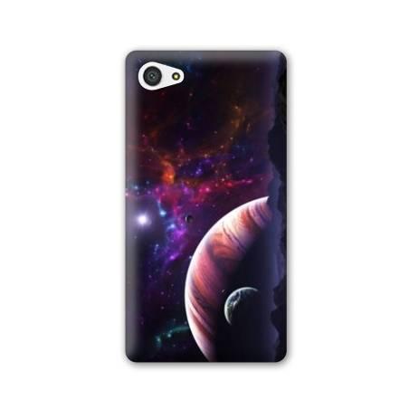 Coque HTC Desire 12 Espace Univers Galaxie