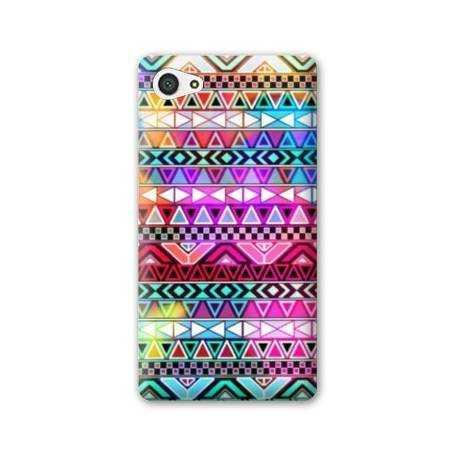 Coque HTC Desire 12 motifs Aztec azteque