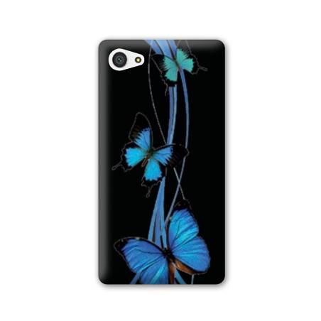 Coque HTC Desire 12 papillons