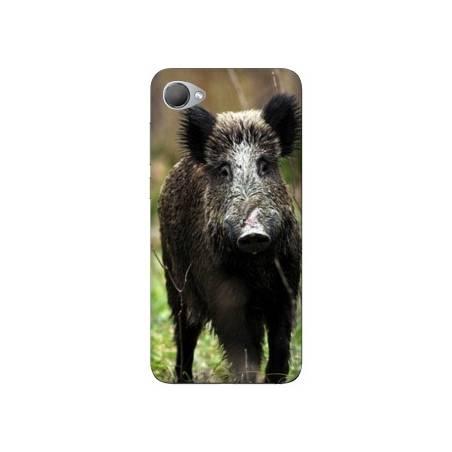 Coque HTC Desire 12 chasse peche