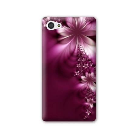 Coque HTC Desire 12 fleurs