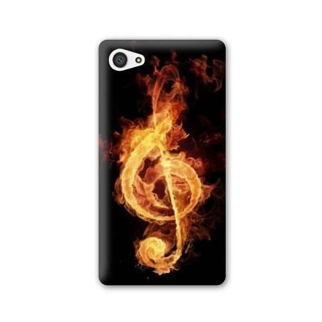 Coque HTC Desire 12 Musique