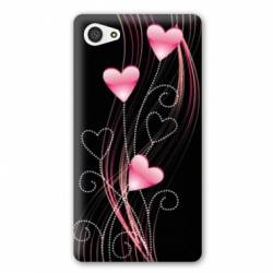 Coque HTC Desire 12 amour