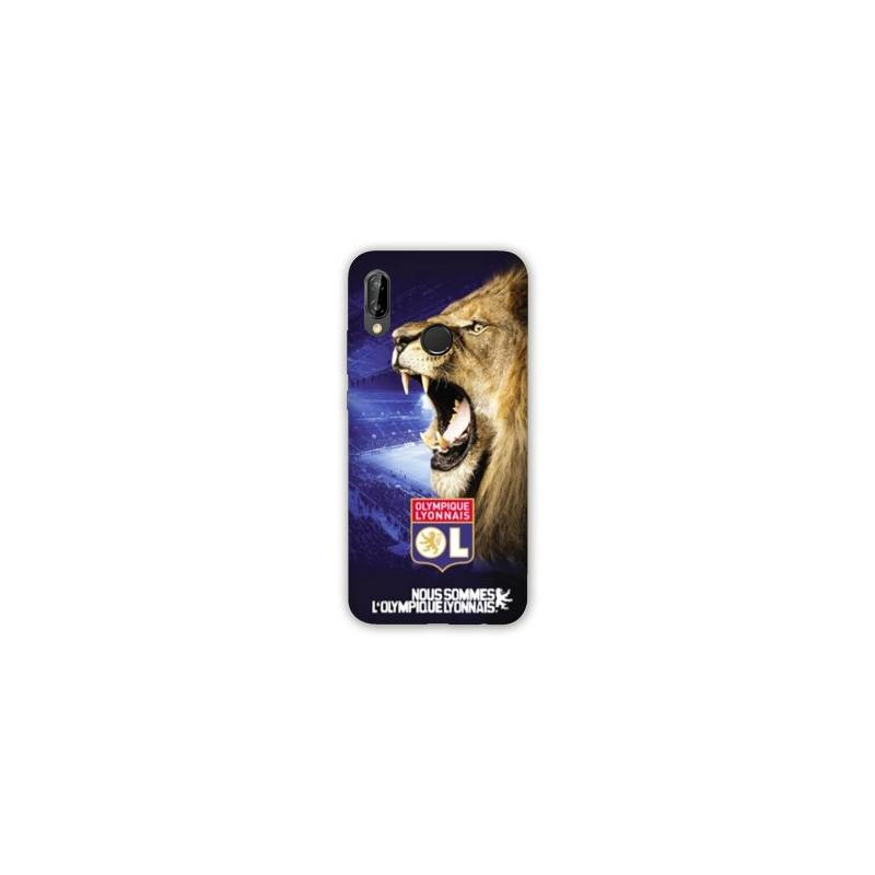 Coque Huawei Y7 (2019) / Y7 Pro (2019) Licence Olympique Lyonnais - Rage de vaincre
