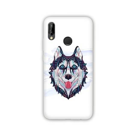 Coque Huawei Y7 (2019) / Y7 Pro (2019) Animaux Ethniques