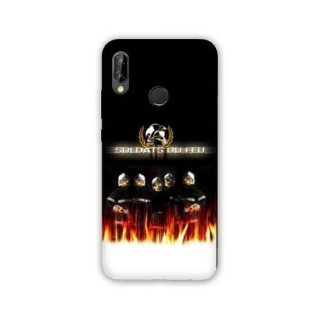 Coque Huawei Y7 (2019) / Y7 Pro (2019) pompier police
